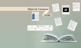 Copy of Niebla - Miguel de Unamuno