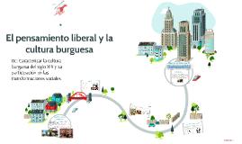 Copy of Copy of El pensamiento liberal y la cultura burguesa