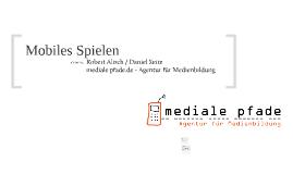 Mobiles Lernen Bonn 15.-16.03.17