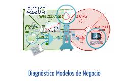 Diagnóstico Modelos de Negocio, Canvas SGIC