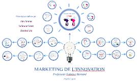 Marketing de L'innovation (INSEEC 2014)
