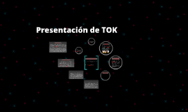 Copy of Presentación de TOK