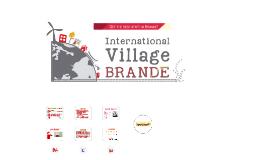 International Village Brande - Rotary præsentation