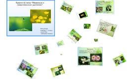 Лекарственные и ядовитые растения
