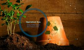 Operation: Eco