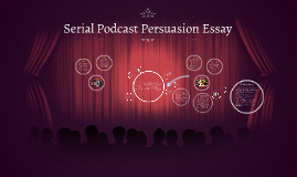 Copy of Serial Podcast Persuasion Essay