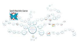 Search Heuristics Course. Part 4