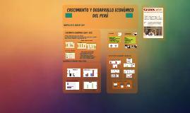 Copy of CRECIMIENTO DE DESARROLLO ECONÓMICO DEL PERÚ