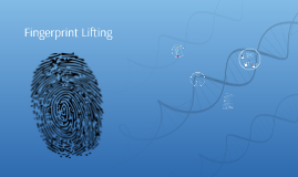 Fingerprint Lifting