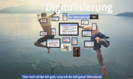Digitalisierung - eine Revolution? 11 Impulse