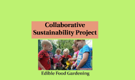 Collaborative Sustainability Project