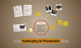 Bankruptcy to Prosecution