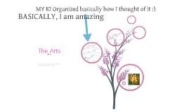Copy of The Arts