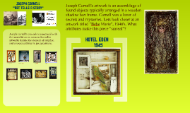 Copy of Joseph Cornell