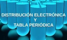 Distribucin electrnica y tabla peridica by angie melissa distribucin electrnica urtaz Gallery