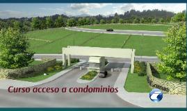 curso acceso condominios