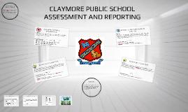 CLAYMORE PUBLIC SCHOOL