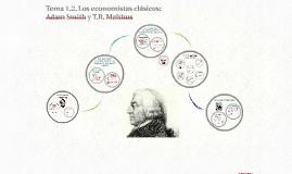 Copia de Tema 1.2. Los economistas clásicos