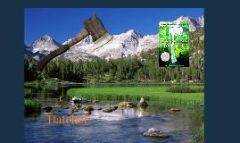 Hatchet - novel/author intro