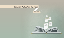Canaries Reflect on the Mind: Hannah's