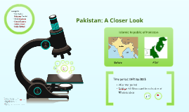 Pakistan: A Closer Look