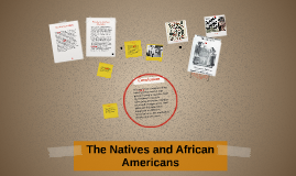 The Natives and African Americans