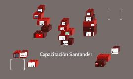 Capacitación Santander