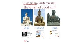 Origins of Buddhism
