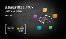 ILesonique 2017