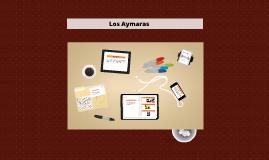 Copy of                           Los Aymaras
