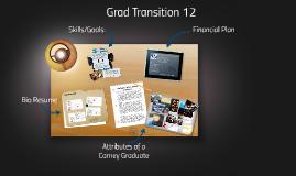 Grad Transition 12