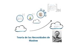 Copy of Teoría de las necesidades de Abraham Maslow