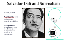 Salvador Dali and Surrealism