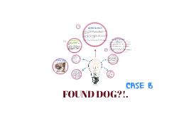 FOUND DOG?!.