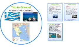Trip to Greece!