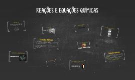 Copy of Introdução às Reações e Equações Químicas