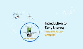 Introduction to Early Literacy