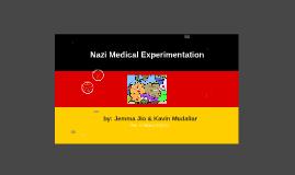 Nazi Medical Experimentation