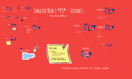 LES 5 - P3 - LJ1 - Cosmo Academy - year 1 P3- English -