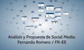 Análisis y Propuesta de Social Media: