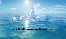 Mediterranean Artifact... THE COIN!