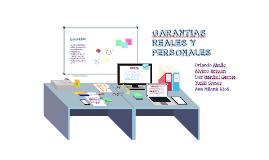 Copy of GARANTIAS REALES Y PERSONALES