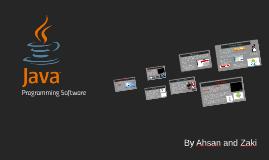 Copy of Java