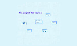 Managing Risk With Insurance