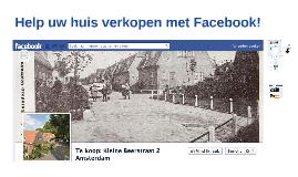 Hendriks Makelaardij: Uw huis verkopen met Facebook?