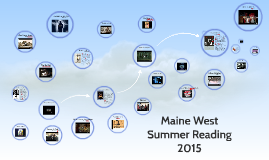 Maine West Summer Reading 2015