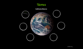 California Biomes