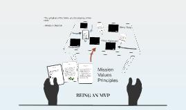 Mission Values Principles
