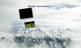 Olympic Torch history