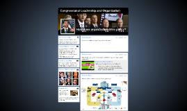 Congressional Leadership and Organization